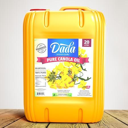 Canola oil 20L