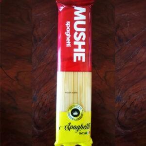 mushe spaghetti